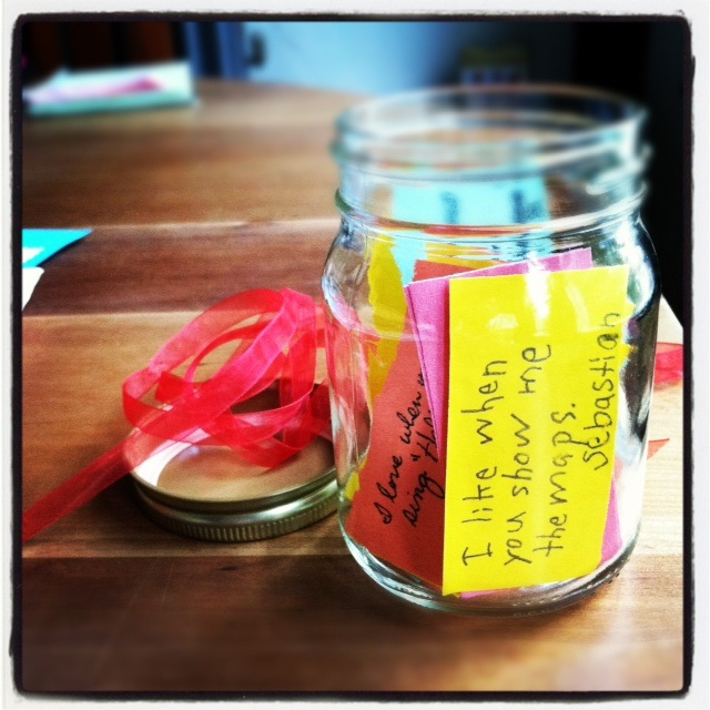 A Jar Full Of Memories More Ideas For Thoughtful Parents